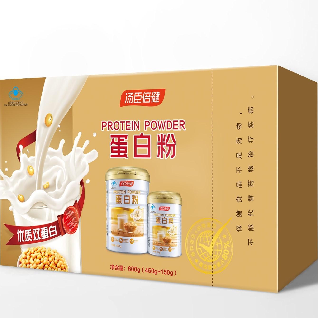 湯臣倍健湯臣倍健蛋白粉禮盒優惠裝(450g+150g)