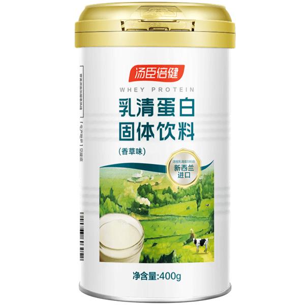 湯臣倍健乳清蛋白固體飲料(香草味)(400g)