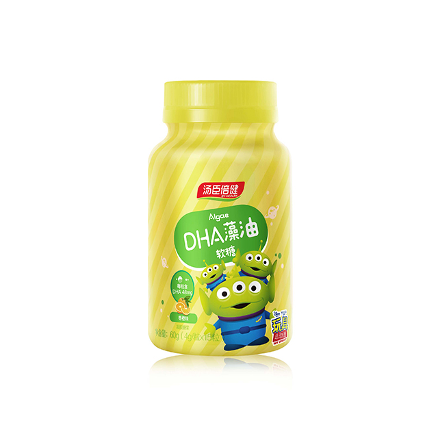 湯臣倍健湯臣倍健DHA藻油軟糖(15粒)