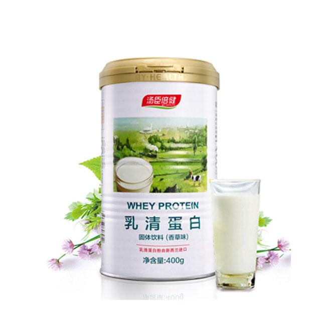 汤臣倍健乳清蛋白固体饮料(香草味)(400g)
